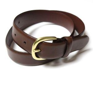 Banana Republic | Brown Leather Belt S